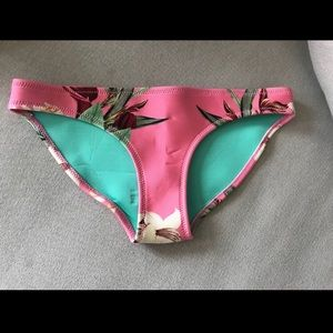 Floral Triangl Bottom XS